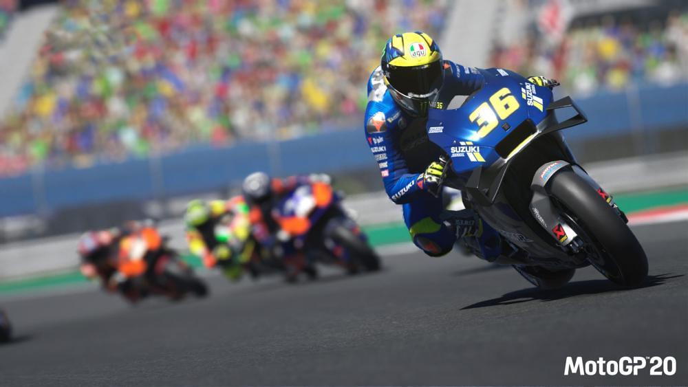 MotoGP20 Joan Mir