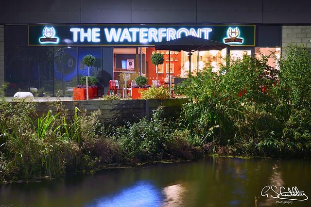 The Town Arm & The Wharf, Walsall 08/10/2019