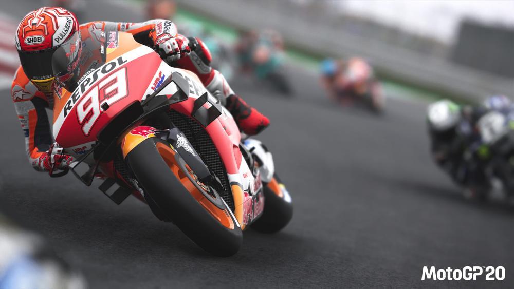 MotoGP20 Marc Marquez