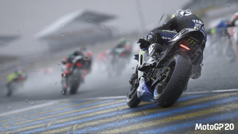 MotoGP20 Maverick Vinales Back