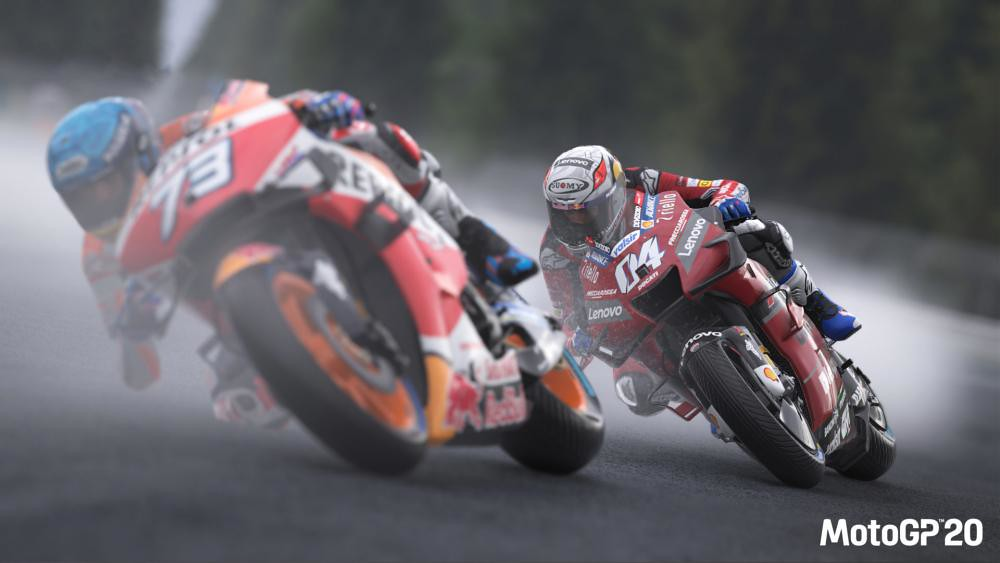 MotoGP20 Alex VS Dovi