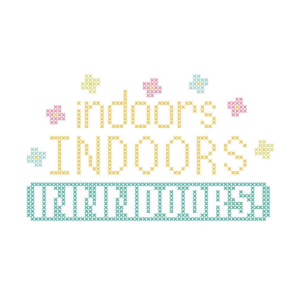 Indoors Cross Stitch