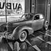 Auburn Cord Duesenberg Automobile Museum 04-28-2019 50 - 1936 Cord 810 Sedan BW HDR