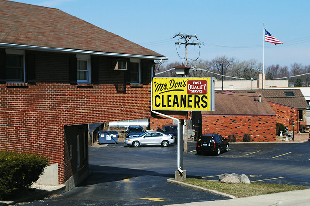 Mr. Don's Cleaners - McHenry, Illinois