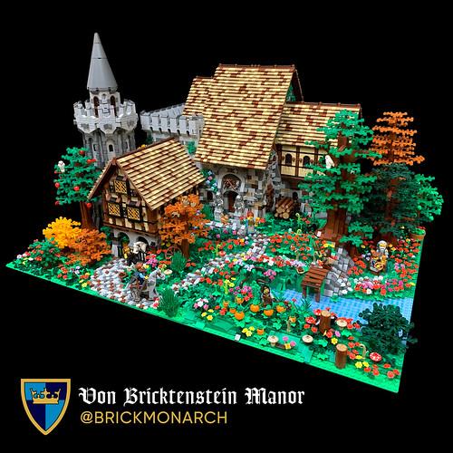 BricktenstienManor_LegoCastle_1