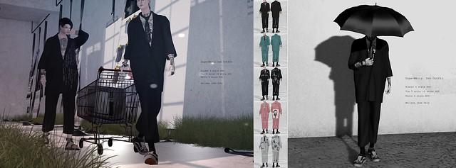 [Dope+Mercy]Zen Outfit