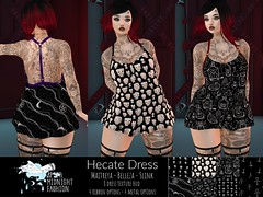 Hecate Dress Ad