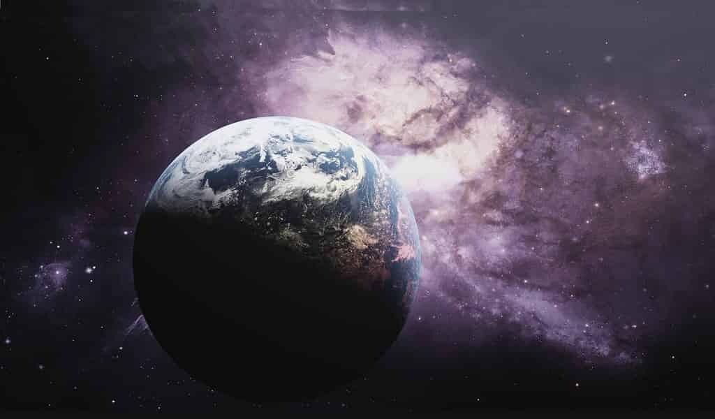 Utiliser l'évolution de la Terre pour trouver des exoplanètes