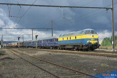 5510 . SNCB . Montzen . 16.09.01.