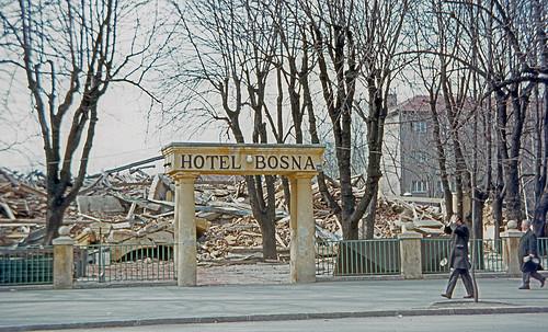 banjaluka yugoslavia jugoslavia jugoslovenski earthquake 1969 1970 hotelbosna bosniaandherzegovina бања лука