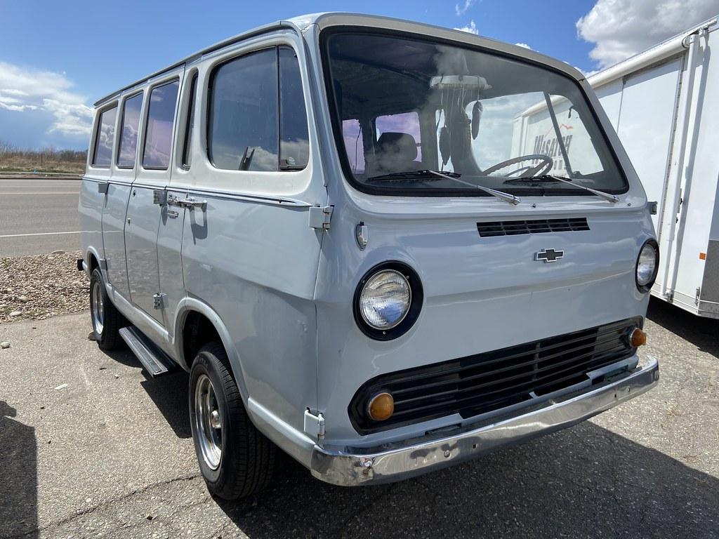 1965 Chevrolet G10