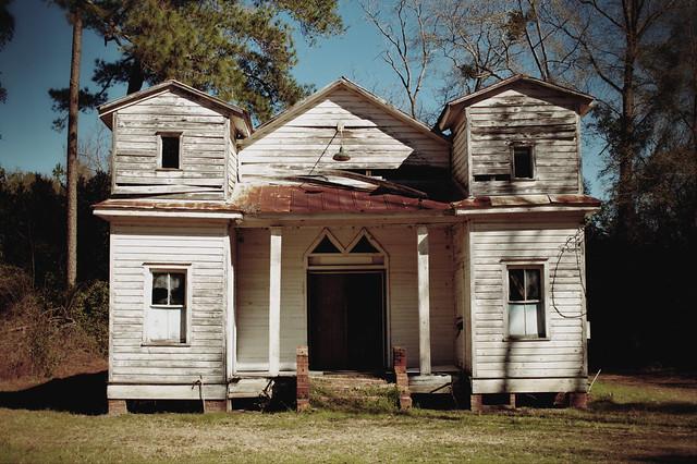 Walker Grove Church, Newington, GA