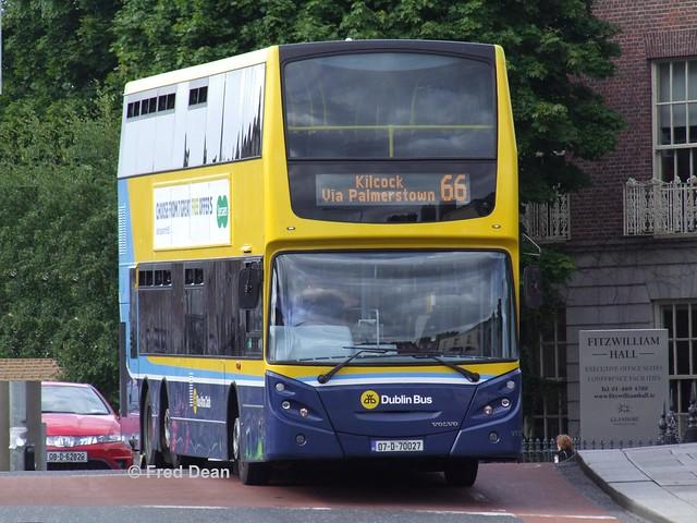 Dublin Bus VT 27 (07-D-70027).