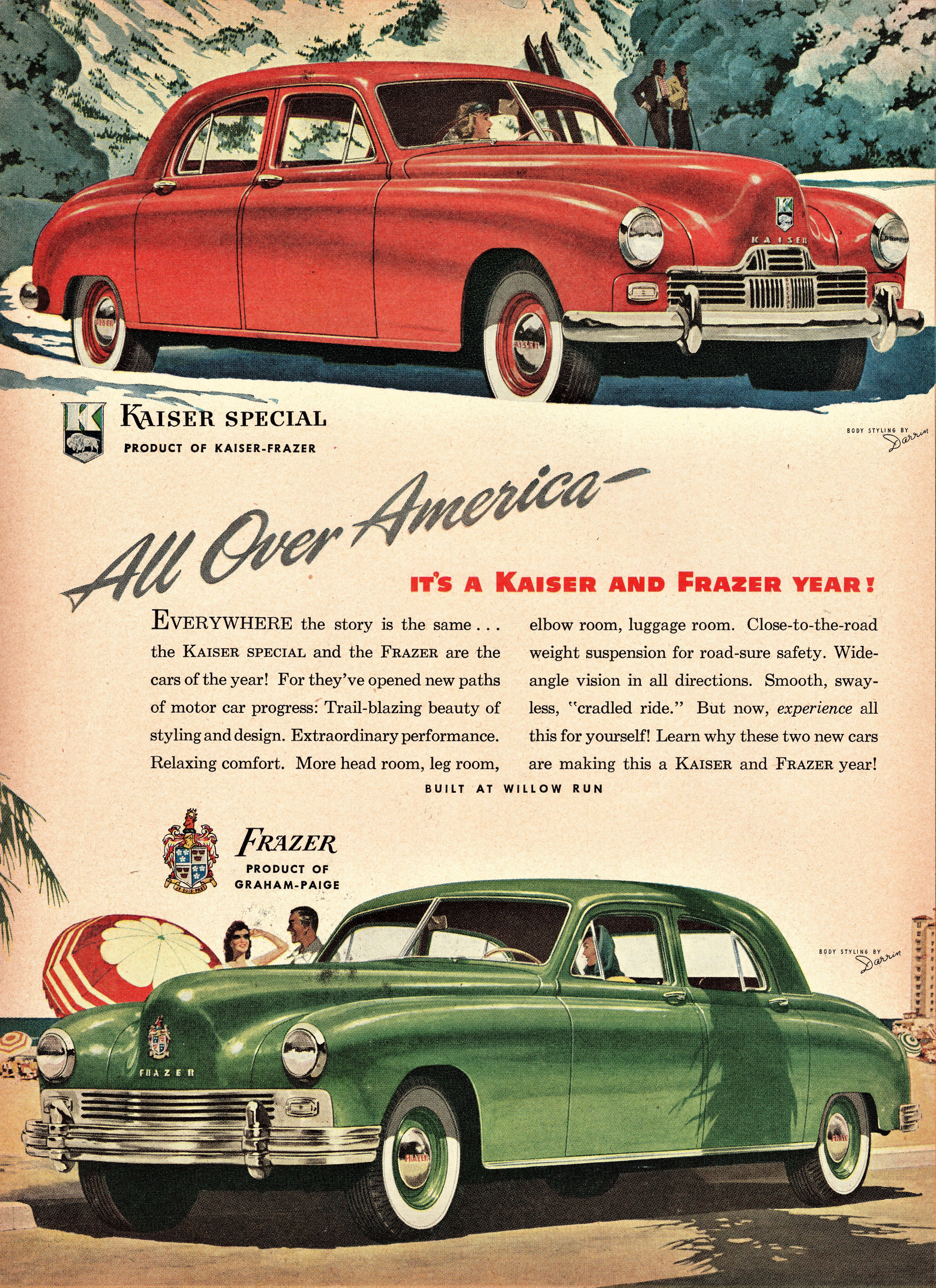 1947 Kaiser-Frazer