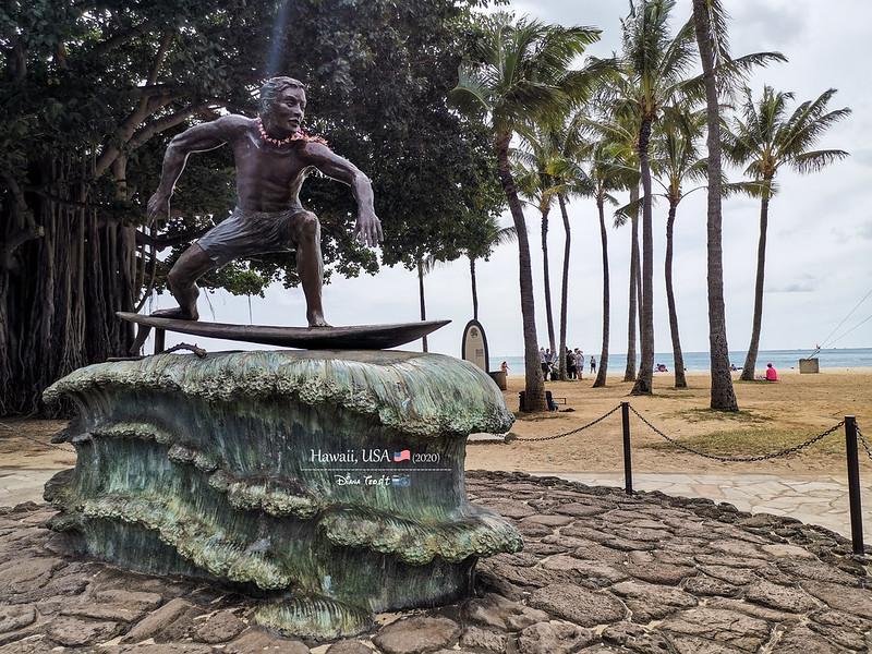 2020 Hawaii Waikiki Beach 01