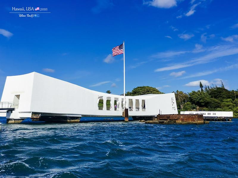 2020 Hawaii USS Arizona Memorial