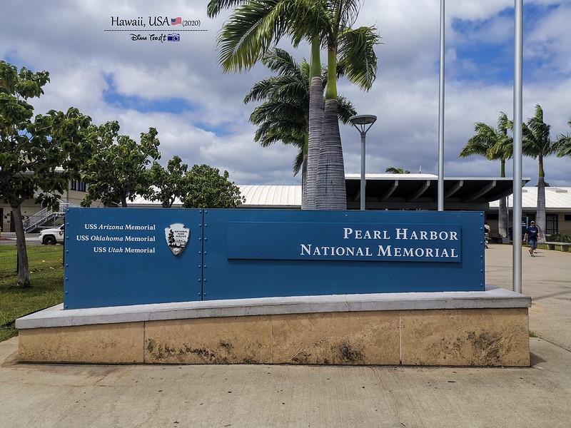 2020 Hawaii Pearl Harbour National Memorial