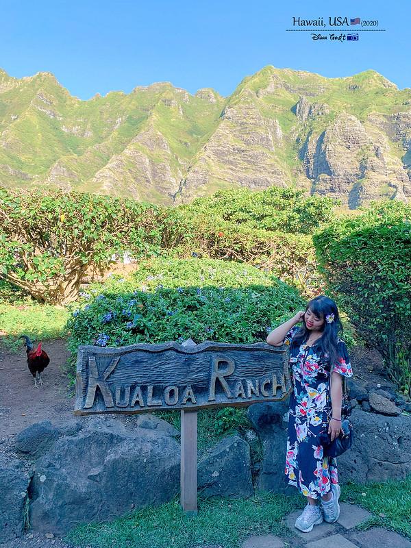 2020 Hawaii Kualoa Ranch 01