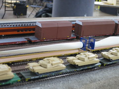 Tanks and Turbine Blades