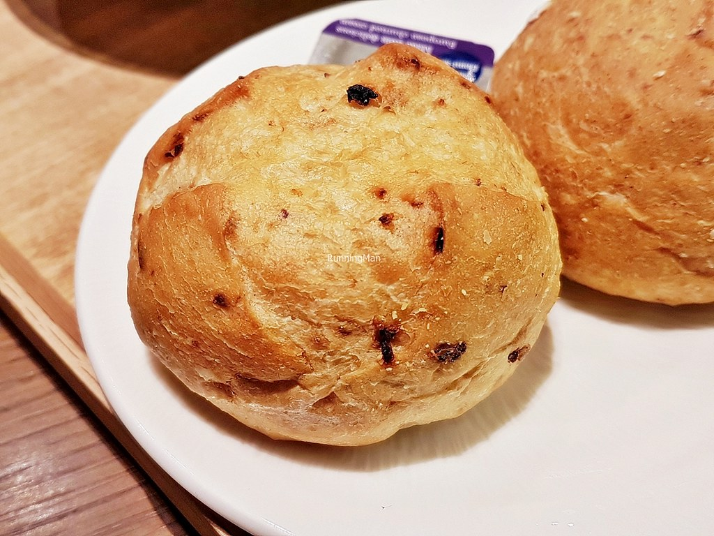 Onion Bread Roll