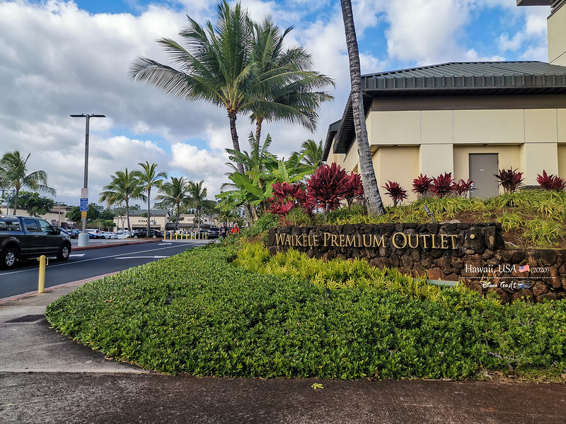 2020 Hawaii Waikele Premium Outlet