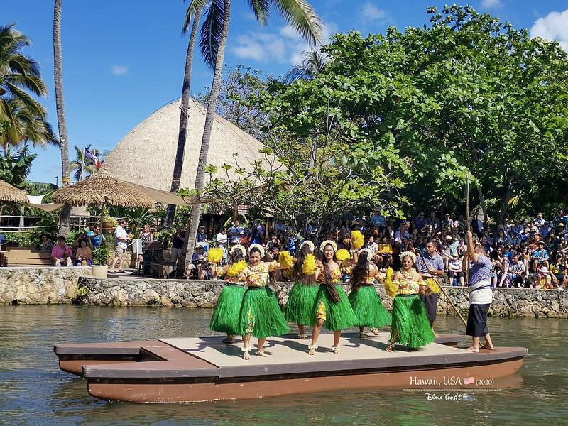 2020 Hawaii Polynesian Cultural Center