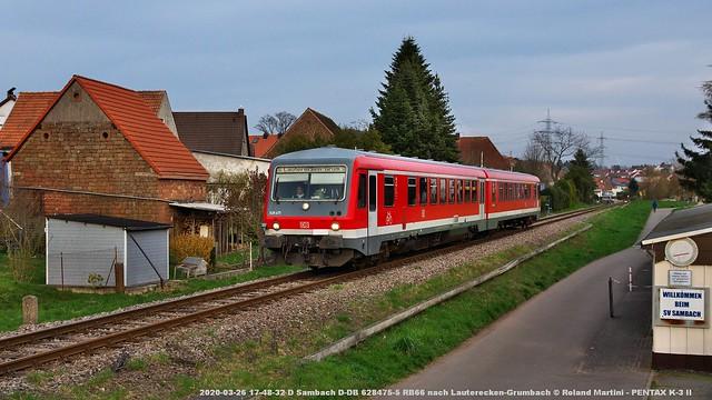 2020-03-26 17-48-32 D Sambach D-DB 628475-5 RB66 nach Lauterecken-Grumbach