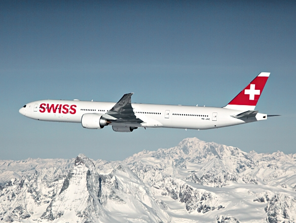 Swiss B777-300ER Alpes (Swiss)