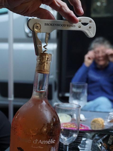 Not many corks in Australia now!