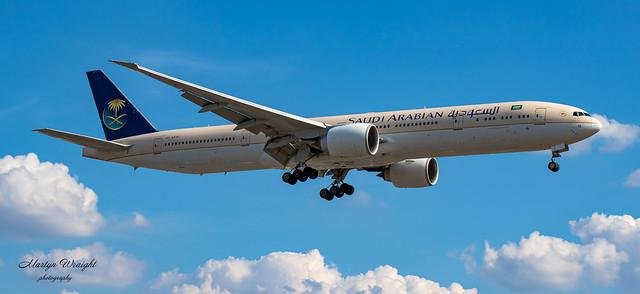 Saudi Airlines Boeing 777-300ER