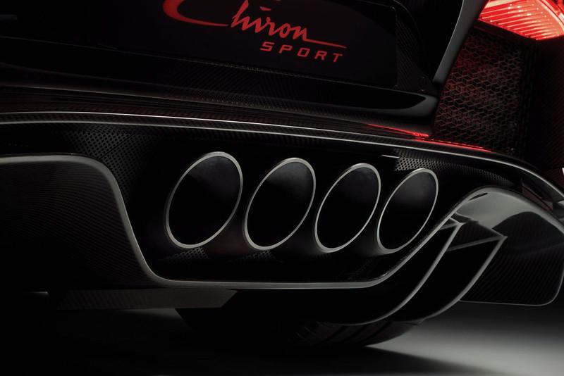 Bugatti-Chiron-Sport-exhaust-detail