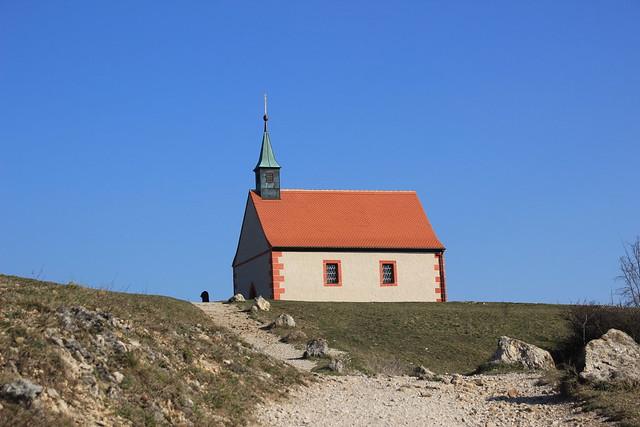 Walburgis Kapelle am Walberla IMG_3751