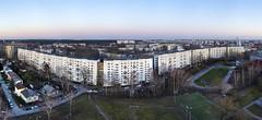 Purvciems, Riga, Latvia (panorama)