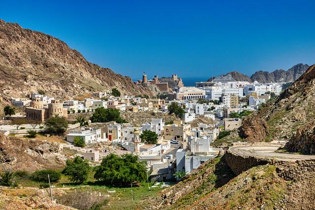 Old Muscat - Oman 25