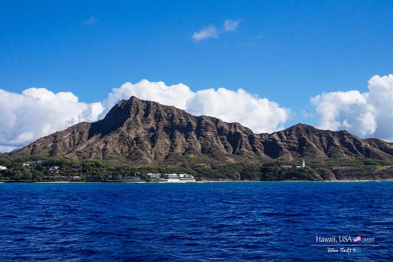 2020 Hawaii Diamond Head