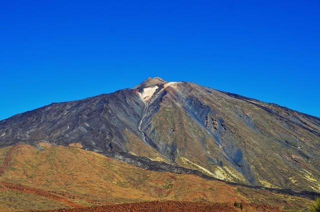Tenerife - P.N. Cañadas del Teide - El Teide