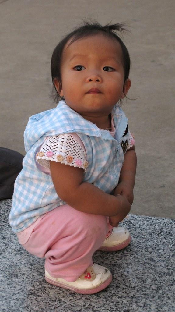 Enfant Thaï