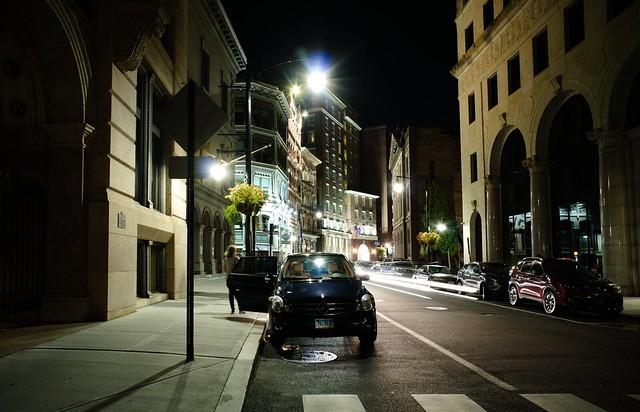 The Streets at Night, 2019-09