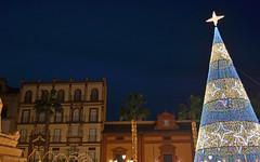 Christmas Lights [Seville - 25 December 2019]