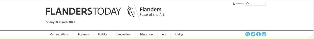 Flanders today
