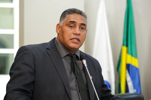 Vereador Edson do Parolin