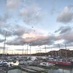 Weather at Preston Docks