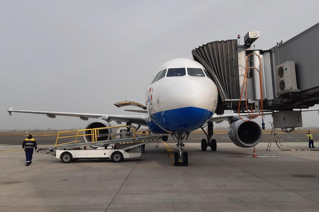 Zrakoplov Croatia Airlinesa poletio iz Zagreba po pripadnike 11. HRVCON-a u Afganistan