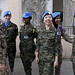 UNIFIL female engagement walk