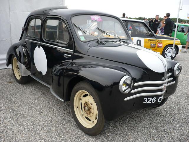 RENAULT 4CV Sport - 1954