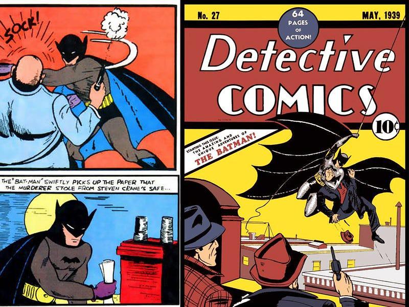 蝙蝠裝大集合!細數蝙蝠裝 80年發展史:動漫畫、電玩電影的各種戰袍變化完整解析!