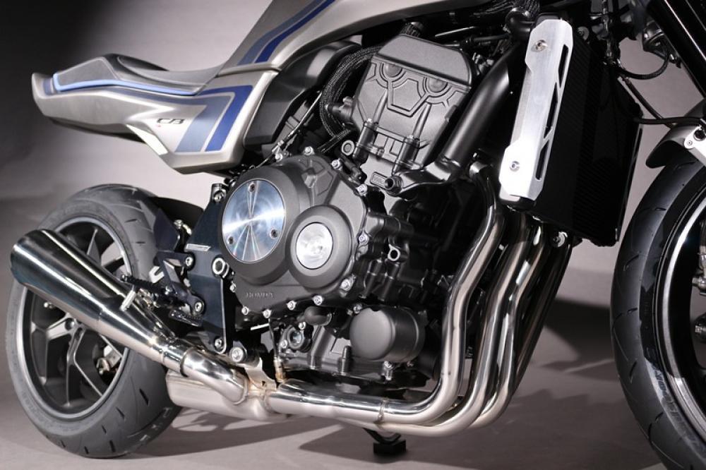 Honda CB-F Concept Engine