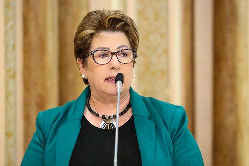Vereadora Maria Manfron