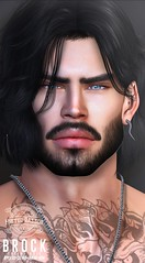 ((Mister Razzor)) Brock Facial Hair