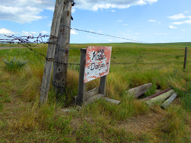 South of Swift Current, SK : 2015 08